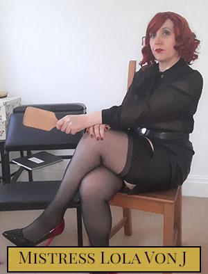 Sheffield Mistress